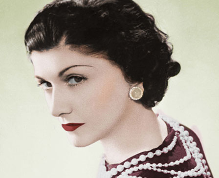 "The fashion idol Gabrielle""Coco"" Chanel isthe subject of a fascination ..."