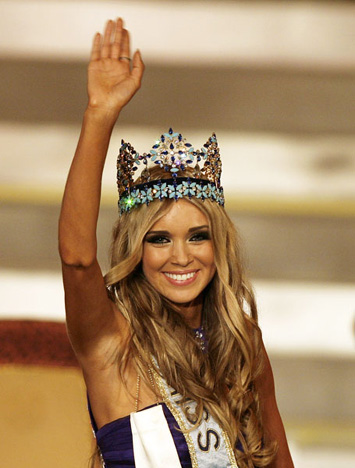 Miss World 2008 Winner