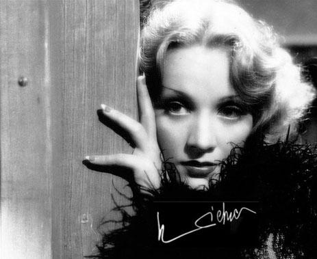 Marlene Dietrich Pants
