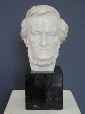Richard Wagner Büste