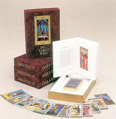 Dali Tarot Cards